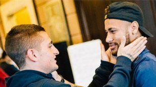 Tras la decepción en el Mundial, Neymar se reincorporó al PSG