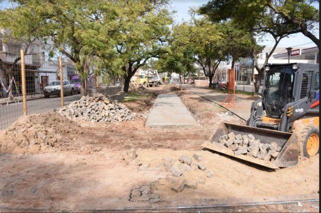 Las obras hídricas son centrales en la planificación del nuevo Bulevar Freyre