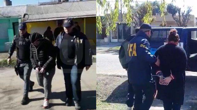 Golpe de la Policía Federal a una banda de narcotraficantes en Rosario