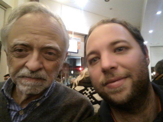 Buscan en la ciudad a Manuel Amado, de 68 años