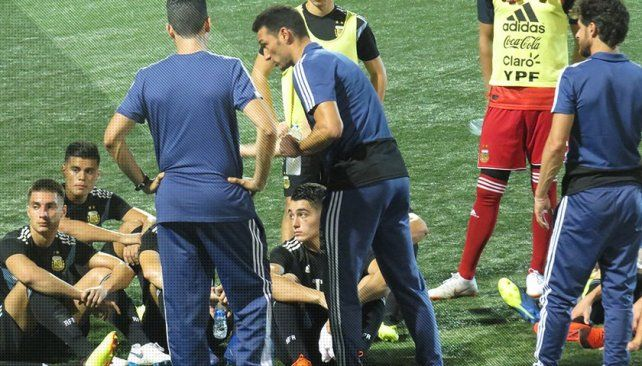 La Sub 20 se juega su pase a la final del Torneo de LAlcudia ante Uruguay
