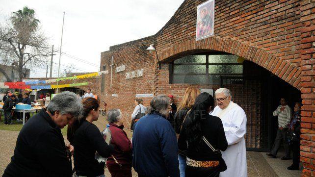 En un contexto económico complicado, Santa Fe venera a San Cayetano