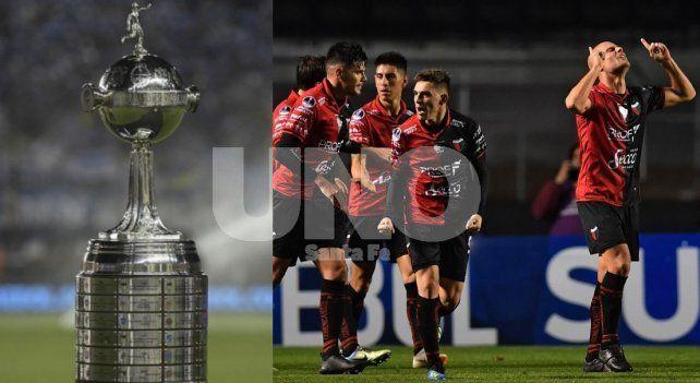 ¿Cómo quedó Colón en el ránking de la Copa Libertadores?