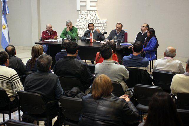 Los empleados municipales levantaron la medida de fuerza prevista para este miércoles