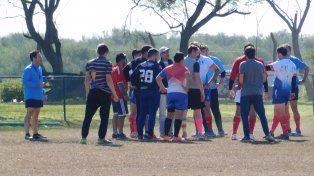 La USR capacita a sus referees