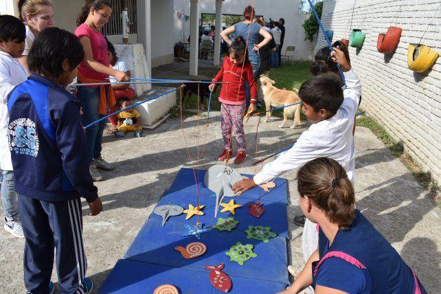 Actividades en toda la provincia para promover y proteger los derechos de la infancia