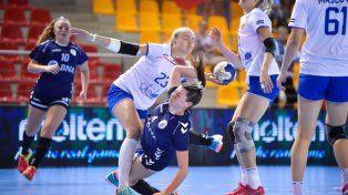 con la presencia de rivero, argentina cayo en el inicio del mundial juvenil de handball