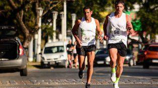 Luis Arias fue gran protagonista en el Maratón Paraná en Acción