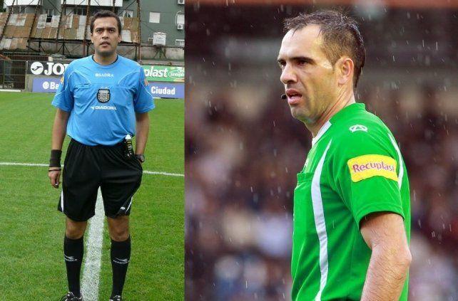 La AFA confirmó los árbitros para el debut de los equipos santafesinos