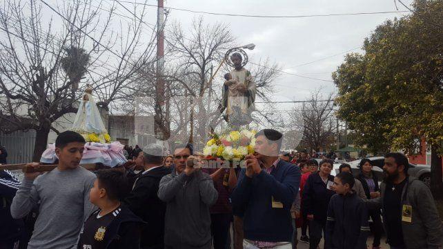 El arzobispo Fenoy en San Cayetano: Si el derecho a la vida es profanado, todo se viene abajo