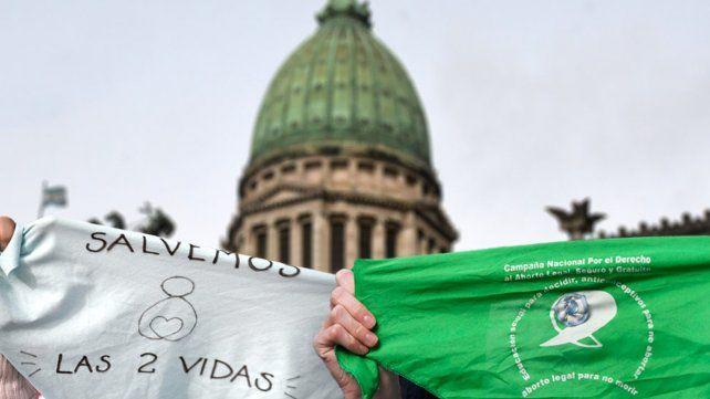 MIRÁ EN VIVO: En una histórica votación, el Senado decide hoy si legaliza o no el aborto