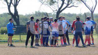 La USR capacitó a sus referees