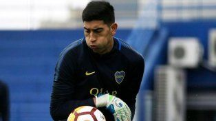 Con el debut de Andrada en el arco, Boca recibe a Libertad de Paraguay
