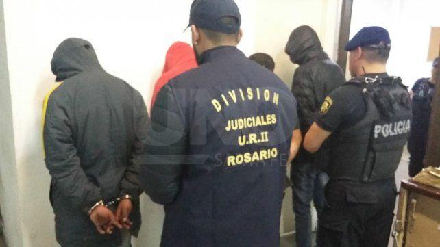 Detenidos por el ataque a tiros a la casa del juez Manfrín en Rosario