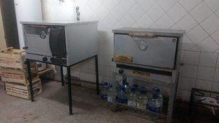 Suspenden la cocina de una escuela por conexiones ilegales de gas