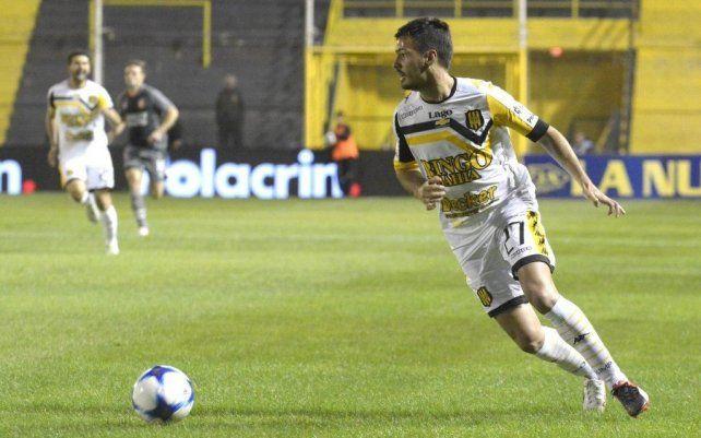 Rodrigo Caballuci, a punto de llegar a Unión