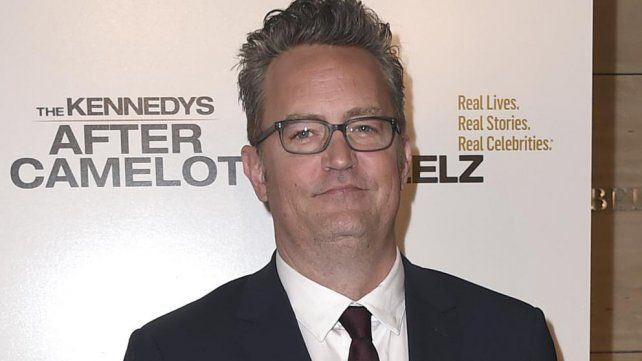Matthew Perry, de Friends, trasladado al hospital de urgencia para ser intervenido