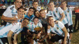 ¡Argentina se consagró campeón en LAlcudia!