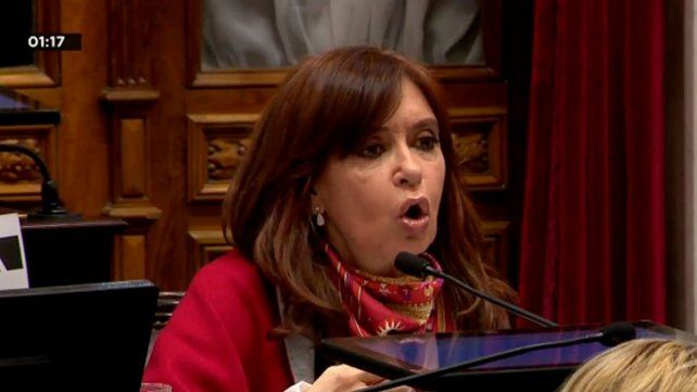 Cristina justificó por qué pasó a apoyar el aborto