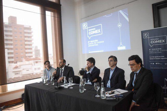 Semana Cómex: hubo casi 300 reuniones en las rondas de negocios