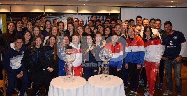 Se lanzó la Copa Santa Fe Vóley