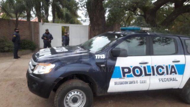 Incautaron un millón de autopartes en tres allanamientos en Santa Fe