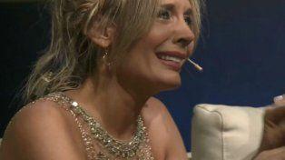 Rocío Marengo lloró al aire y Guido Kaczka mandó a un corte: qué pasó