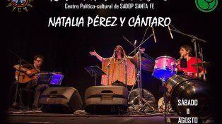 Natalia Pérez y Cántaro