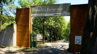 El Concejo solicitó a la provincia la puesta en valor de la Granja la Esmeralda