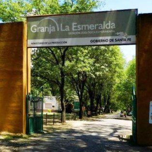 el concejo solicito a la provincia la puesta en valor de la granja la esmeralda