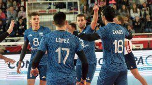 Argentina sumó un nuevo triunfo ante Estados Unidos en Morón