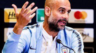 Pep Guardiola, duro contra Claudio Tapia: No sabe nada de mi situación