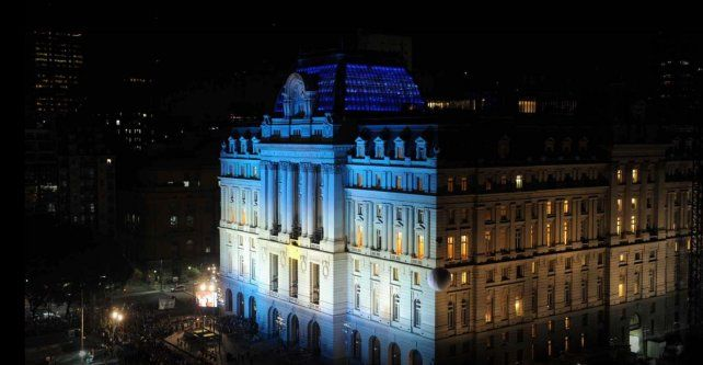 Es el centro cultural más grande del país.