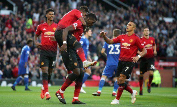 Sin Romero ni Rojo, Manchester United abrió la Premier con una victoria