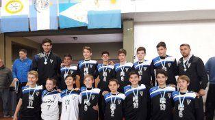 Nacional Sub 13: Santa Fe campeón y subcampeón argentino de vóley