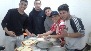 Un grupo scout inauguró una panificadora en Bº La Loma para enseñar el oficio