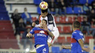 Remontada y empate entre Tigre y San Lorenzo