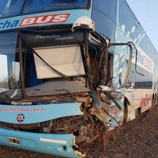 accidente fatal sobre la ruta 11