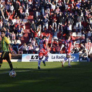 madelon: hay que convencer a soldano para que meta otro gol en tucuman