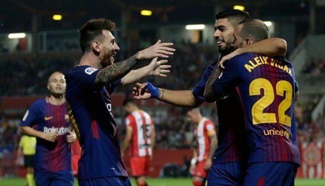 El Barsa de Messi quiere supercoparse en el inicio de la temporada
