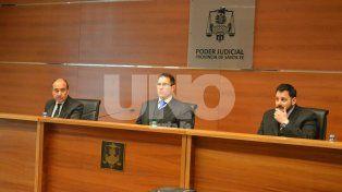 Sentencia. El próximo miércoles, a partir de las 8.30, el tribunal dará a conocer su veredicto.