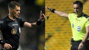 Se conocieron los árbitros de la 2ª fecha de la Superliga