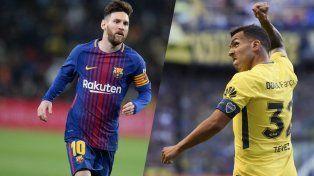 Boca enfrenta a Barcelona por la Copa Joan Gamper