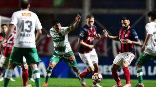 En medio de un clima hostil, San Lorenzo busca avanzar en la Sudamericana