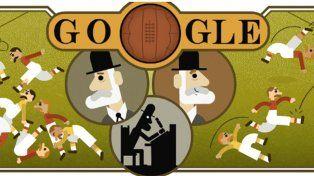 Google le rinde homenaje al hombre que inventó las reglas del fútbol