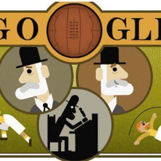 google le rinde homenaje al hombre que invento las reglas del futbol