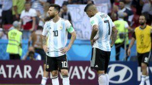 Argentina quedó fuera del Top Ten en el ranking mundial