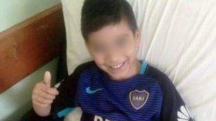 un nene se empalo jugando en la escuela y murio tras operacion