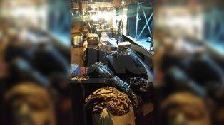 Gendarmería secuestró mercadería de contrabando por más de $1.000.000