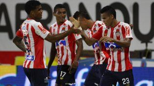 Junior, el próximo rival de Colón en la Sudamericana